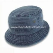 Bucket Hat with Grosgrain Ribbon Sweatband images