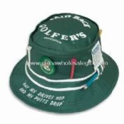 Fisherman/Bucket Hat with Metal Zipper images