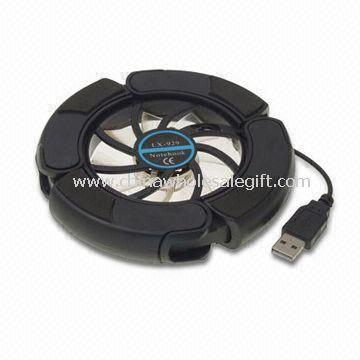 1 ventilateur Mini ordinateur portable Cooling Pad de pliage