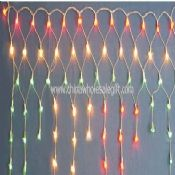 LED string curtain light images