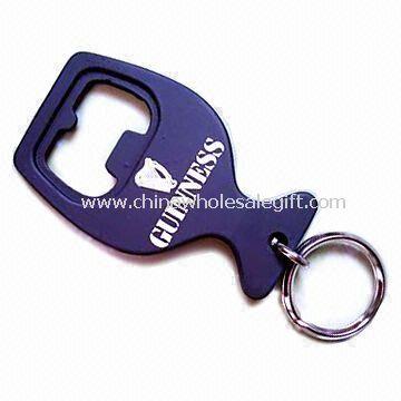 Cup Shape Bottle Opener Keychain