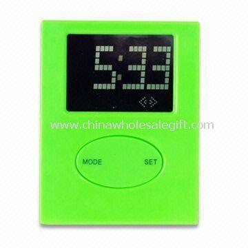 Desktop Calendar/Digital Clock with Alarm Clock Function