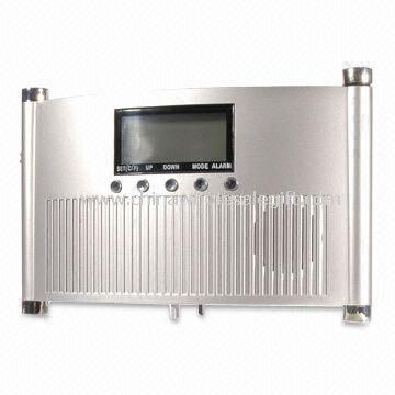 Multifunction Desktop AM/FM Radio with LCD Clock and Calendar Function
