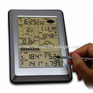 Weather Station with Function of Calendar