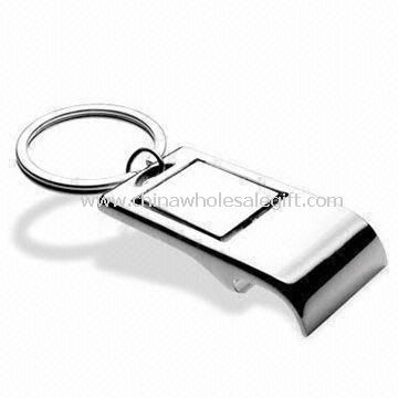 zinc alloy Bottle Opener Keychain