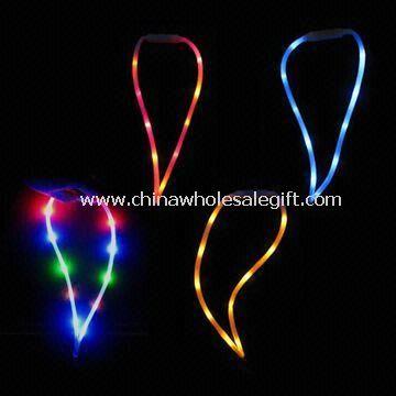 10-piece LED Lanyards/Necklaces