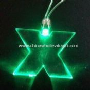 Flashing Necklace Comes in Red/Yellow/Blue/Green LED Lights images