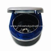 Illuminant Ashtray with Removable Metal Inner Can and Double-sided Adhesive Tape images