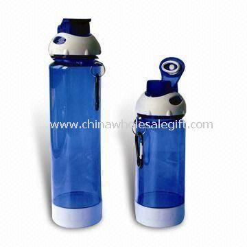 550mL Plastic Sports Water Bottle