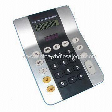 Eight Digits Z-style Desktop Calculator with Key Tone