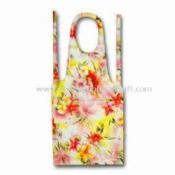 Apron of 80g PET Non-woven Fabric with Heat-transfer Printing images