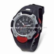 Multifunctional Sports Watch with Waterproof Feature images