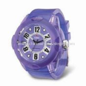 Sports Plastic Watch with 3ATM Waterproof Function images