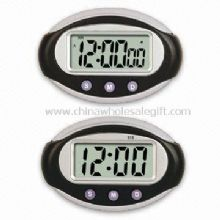 Small Clocks with Calendar and Alarm Function images