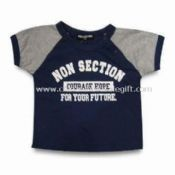 Childrens Cotton T-shirt with Printing images