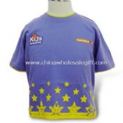 Childrens T-shirt with Short Sleeves images