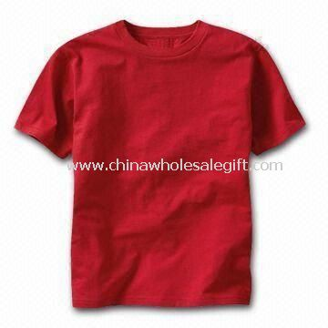 T-shirt for Children Made of 100% Cotton