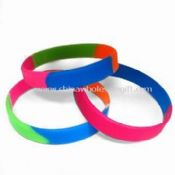 Silicone Wristband Various Sizes and Types are Available images