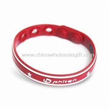 Rubber Wrist Bands Suitable for Promotional Purpose