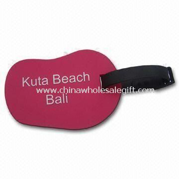 Soft Luggage Tag in 3D Type