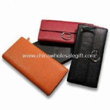 Womens PU Leather Wallets with Pockets images
