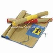 Picnic/Beach Mat with Non-woven Cover images