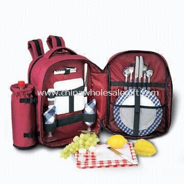 Picnic Cutlery Set Composed of Backpack