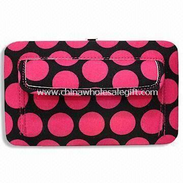 Womens Flat Wallet with Small Front Pocket