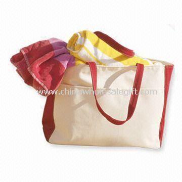 Beach/Summer Bag Made of Canvas