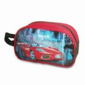 Pencil Bag/Pen Pouch with 600D/PU Main Fabric images