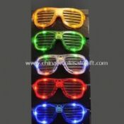 Vivid Design Glow LED Flashing Sunglass images