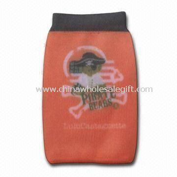 Nylon Mobile Phone Pouch Bag with Customized Printing