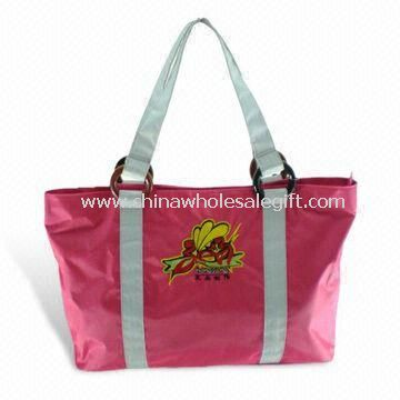 Summer/Beach Bag Made of 170/190/210/420/600D Nylon Fabric