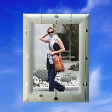Heart Siliver Plated Photo Frame images