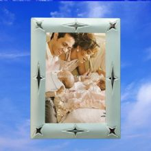 Metal Siliver Plated Photo Frame images