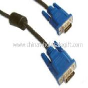 VGA SVGA male to male 15 pin monitor video cable images