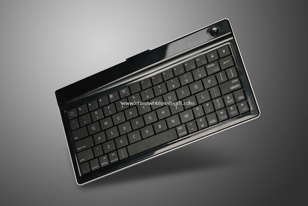 ABS Ultra thin Bluetooth 3.0 Keyboard for iPad2