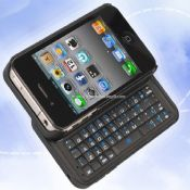 ABS Bluetooth 3.0 Slide tastatur med musen 2 i 1 til iPhone 4S images