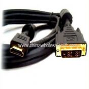 HDMI Male to DVI-D Male CABLE For HDTV DVD PLASMA images