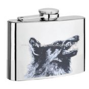 Printing S/S Hip Flask images