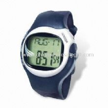 Heart Rate Monitor with Watch Function, Calendar, Time Display, and Alarm images