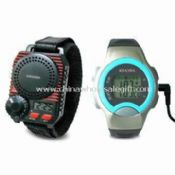 Multifunction FM Radio Watch with Built-in Speaker images