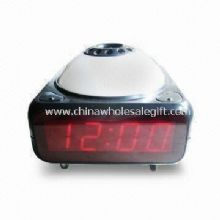 Novelty LED Clock with Mosquito Liquid Heater and Alarm Function images
