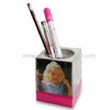 Digital Photo Frame Voice Recorder with Pen holder images