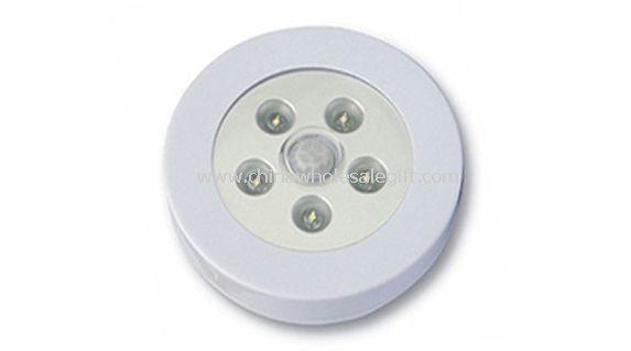 5 led motion sensor light