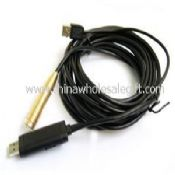 Waterproof 5M/10M/15M USB wire Camera images