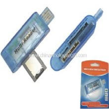 USB Card Reader with SIM Card Reader images