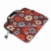 Neoprene Laptop Sleeve/Laptop Bag/Computer Bag with Sublimation Printing images