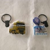 PVC LED Keychain for Promotional Purposes images