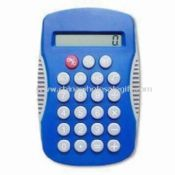 Handheld Calculator Made of Plastic images